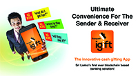 Ultimate convenience for the sender and receiver - igift