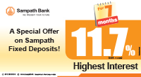 For 7 Months Highest Interest on your Fixed Deposits